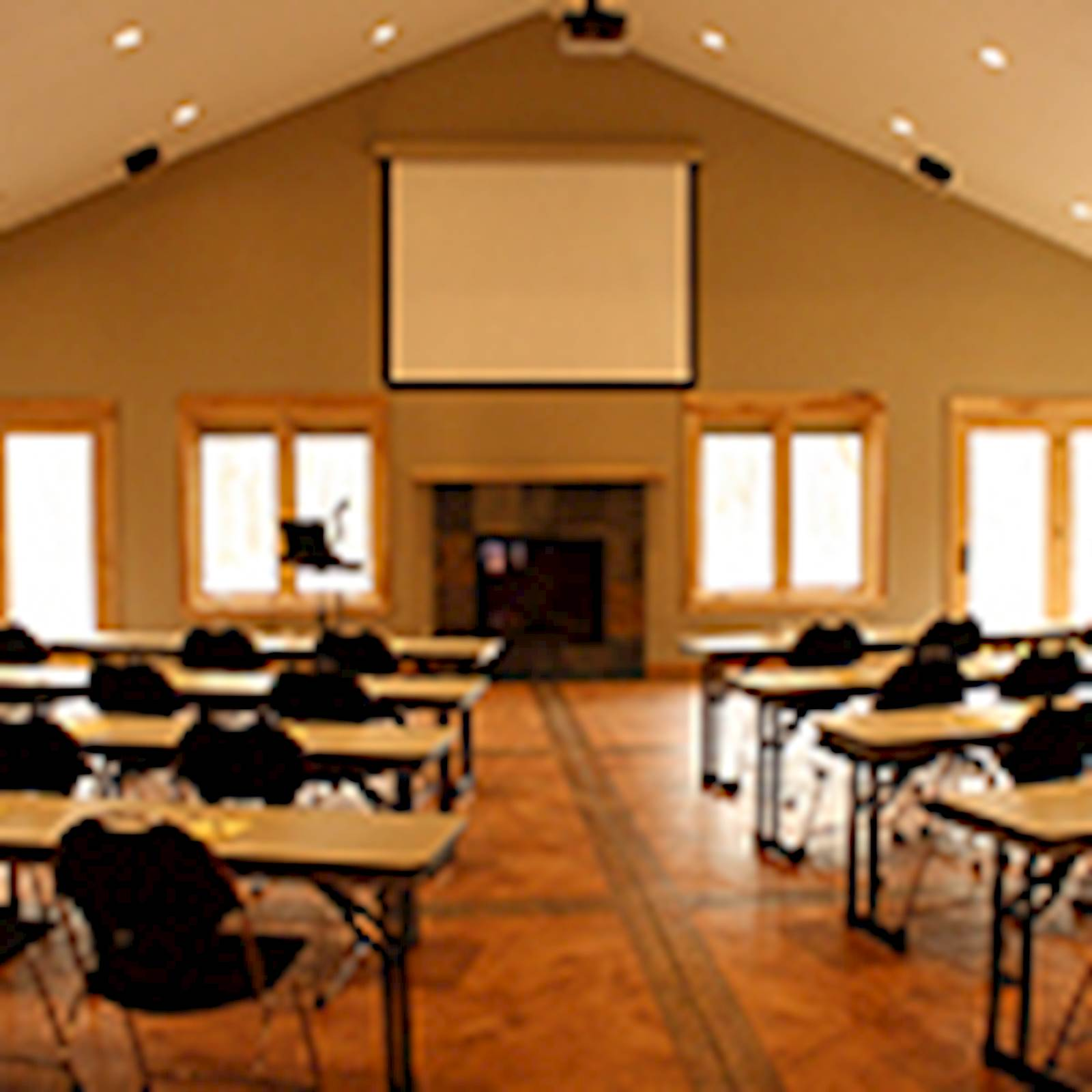 Meeting Space at Sunstream Conference and Retreat Center