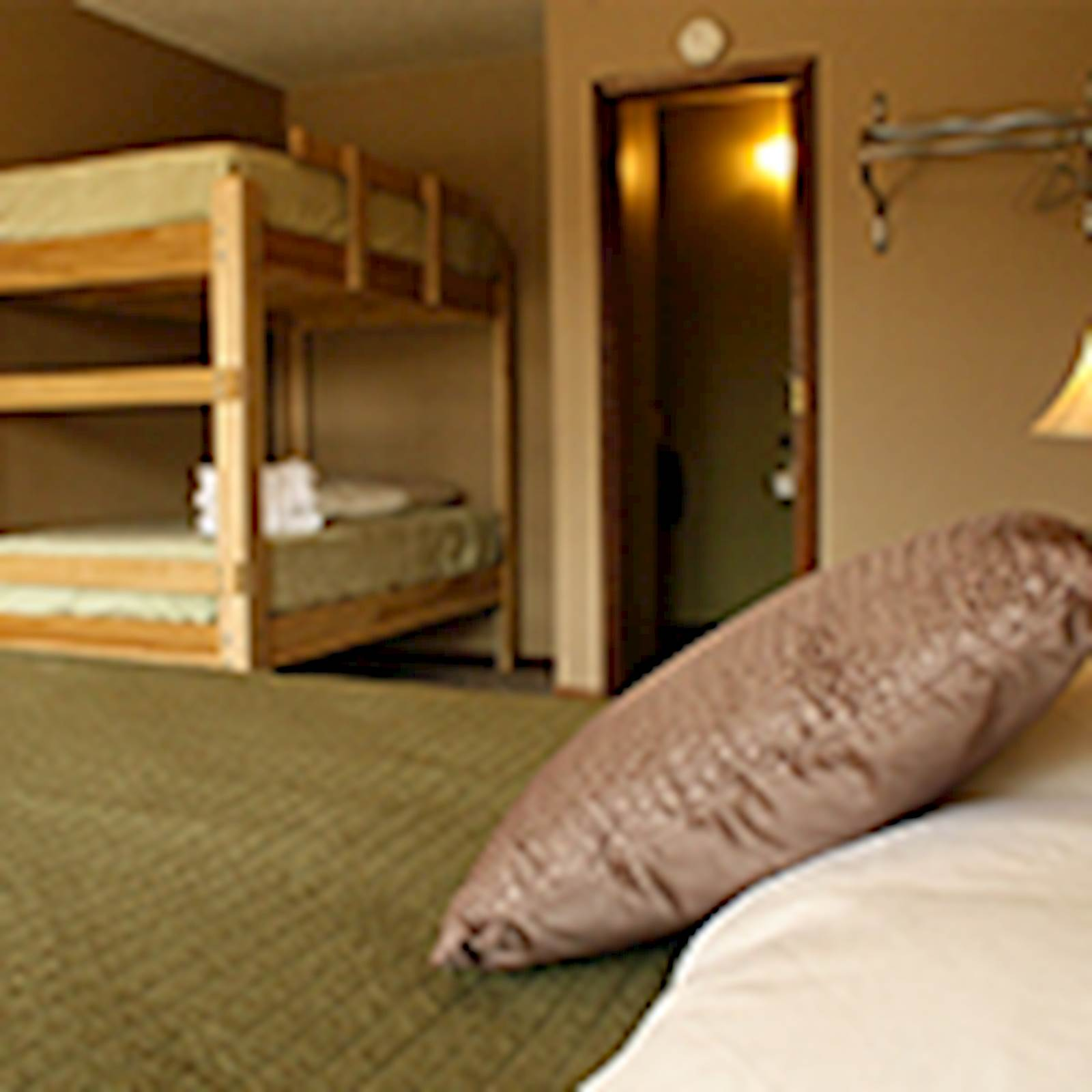 Lodging at Sunstream Conference and Retreat Center